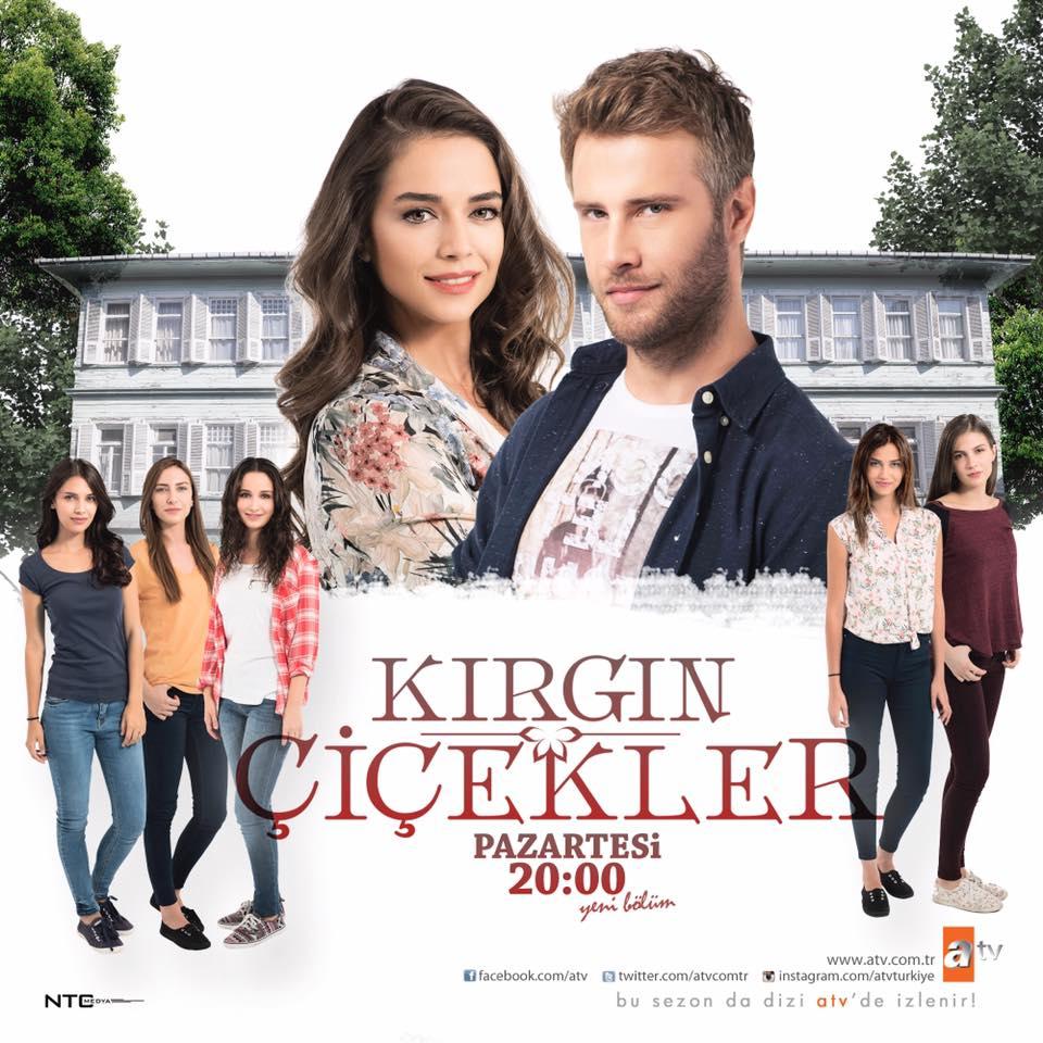 Linet Feat Aleyna Solaker Vay Kırgın çiçekler Dizi Müziği