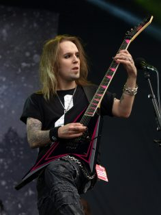 Alexi Laiho (Children Of Bodom) hayatını kaybetti (Haber)