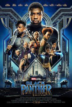 Black Panther (Official Trailer, Karakter Afişleri ve TV Klipleri)