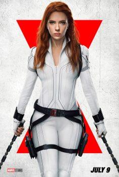 Black Widow (New Official Trailer ve Afiş) (yepyeni!)