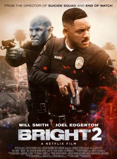 """Netflix, """"Bright 2″yi onayladı! (Haber)"""