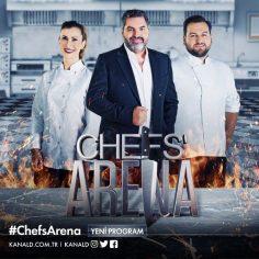 KANAL D – Chefs' Arena (1.Bölüm Tanıtımı) (30 Kasım Cumartesi başlıyor!)