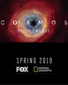 FOX-National Geographic – Cosmos: Possible Worlds (Teaser) (yepyeni!)