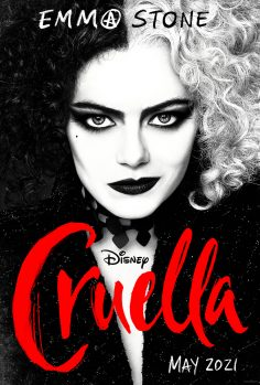 Cruella (Official Trailer ve Afişler)