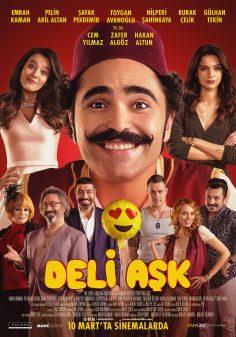 Deli Aşk (Afiş, Trailer ve Fotoğraflar)