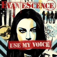 Evanescence – Use My Voice (Video Klip)