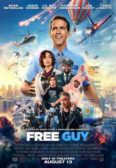 Free Guy (Official Trailer ve Afişler)