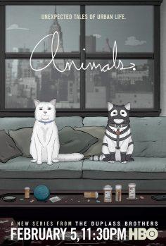 HBO (ABD) – Animals – 1.Sezon (Trailer ve Afişler)