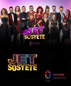 Star – Jet Sosyete (#EvdeKal Özel Bölüm Tanıtımı)
