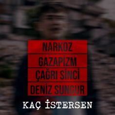 Narkoz, Gazapizm, Çağrı Sinci ve Deniz Sungur – Kaç İstersen (Video Klip)