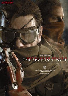 Metal Gear Solid V: The Phantom Pain (Launch Trailer)