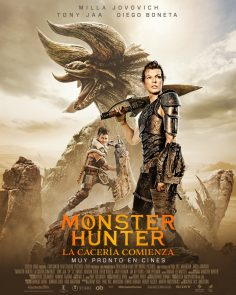 Monster Hunter (International Trailer ve Afiş) (yepyeni!)