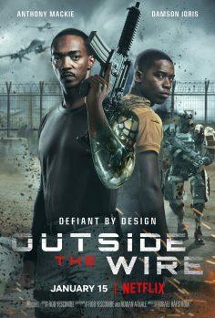 Netflix – Outside The Wire – (Official Trailer ve Afiş)