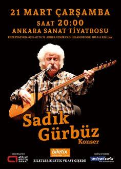 Sadık Gürbüz Ankara'da! (Haber)
