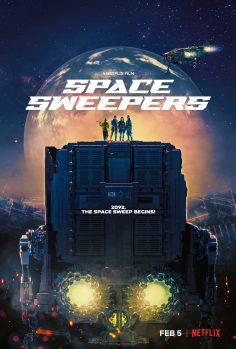 Netflix – Space Sweepers (Official Trailer ve Afiş) (5 Şubat Cuma yayında!)