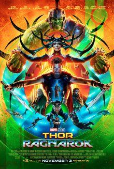 Thor: Ragnarok (Comic-Con 2017 Official Trailer ve Afiş) (yepyeni!)