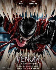 Venom: Let There Be Carnage (Official Trailer ve Afiş) (yepyeni!)