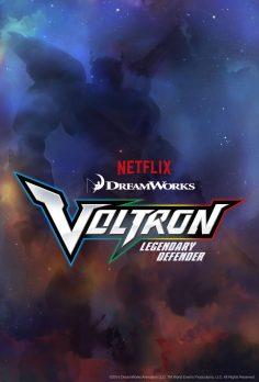 NETFLIX – Voltron Legendary Defender (Trailer ve Afişler)