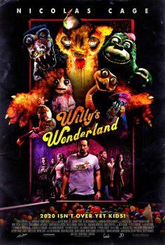 Willy's Wonderland (Official Trailer ve Afiş)