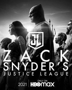 HBO Max – Zack Snyder's Justice League (Official Teaser Update ve Karakter Afişleri) (yepyeni!)