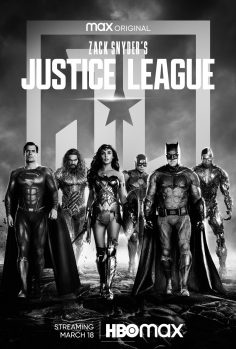 HBO Max – Zack Snyder's Justice League (Official Trailer 2 ve Afişler) (yepyeni!)