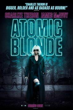 "Atomic Blonde (""Chapter 3: Major Tom"" Klibi ve Afiş)"