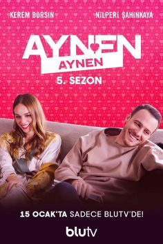 BluTV – Aynen Aynen (5.Sezon 1.Bölüm Fragmanı) (15 Ocak Cuma yayında!)