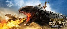 "Gods of Egypt (Official Game Day Spot ""War"" ve Afişler)"