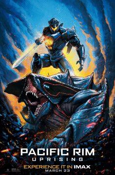 Pacific Rim Uprising ( IMAX® Exclusive Trailer ve Afişler) (yepyeni!)