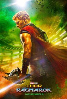 Thor: Ragnarok (Teaser Trailer ve Afiş) (yepyeni!)