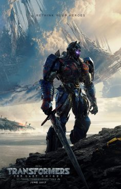 "Transformers: The Last Knight (Official Trailer ""Evil Optimus"") (yepyeni!)"