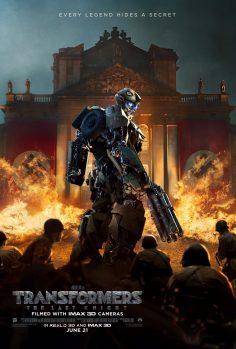 Transformers: The Last Knight (Official International Trailer ve Afişler) (yepyeni!)