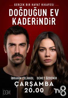 tv8 – Doğduğun Ev Kaderindir (1.Bölüm Tanıtımı) (25 Aralık Çarşamba başlıyor!)
