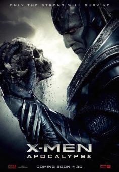 X-Men: Apocalypse (Super Bowl TV Reklamı ve Afişler)